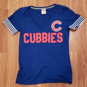 Pink by Victoria's Secret Chicago Cubs tee!